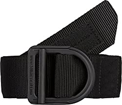 "5.11 Tactical Operator 1 3/4"" Belt, Military Style, Heavy-Duty Nylon Mesh 5100lb Tensile Strength, Stainless Steel Buckle, Fade & Rip Resistant, style 59405"