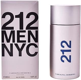 Carolina Herrera 212 NYC Eau de Toilette Spray for Men, 200ml