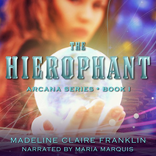 The Hierophant audiobook cover art
