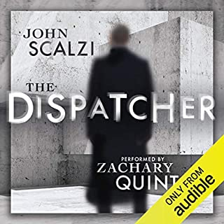 The Dispatcher audiobook cover art