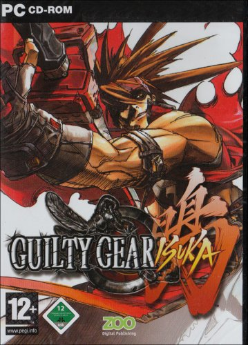 Guilty Gear Isuka PC [Win 2000/XP]
