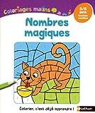 Coloriages Malins - Nombres Magiques GS
