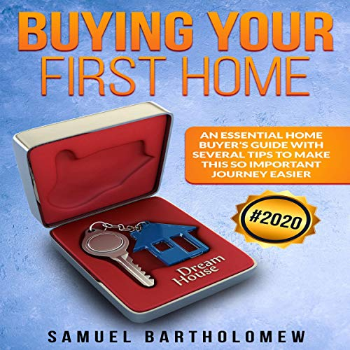 Buying Your First Home cover art