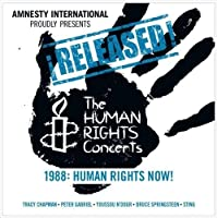 Released: Human Rights Concerts Human Rights by Various Artists (2013-11-05)