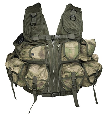 Mil-Tec Ultime Assault Vest MIL-TACS FG