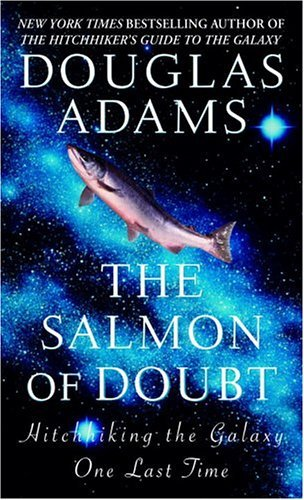 The Salmon of Doubt: Hitchhiking the Galaxy One Last Time (Dirk Gently Book 3) (English Edition)