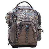 Cupped Waterfowl Hunting Backpack/Bag | Durable Duck Hunting Bag with Waist Belt & Waterproof Bottom | Realtree Timber Camo