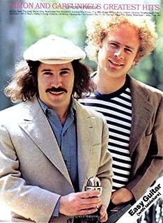 Simon and Garfunkel's Greatest Hits (Easy Guitar) by Paul Simon / Art Garfunkel (1-Jun-1996) Paperback