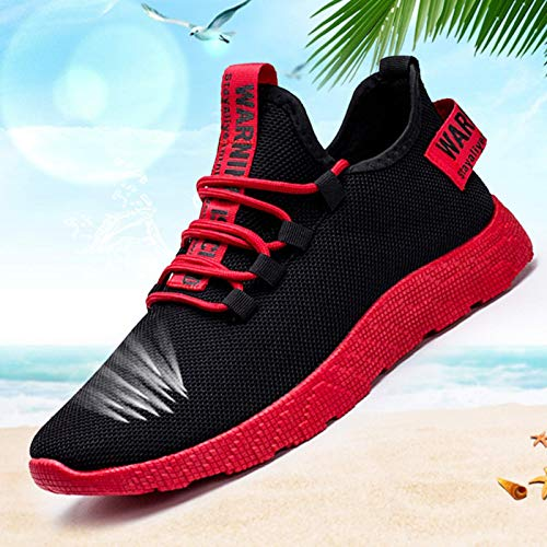 N/F Men Running Shoes Breathable Sport Senakers Fashion Casual Lightweight Shoes Cushioning Mesh Sneakers Big Size Zapatillas Hombre