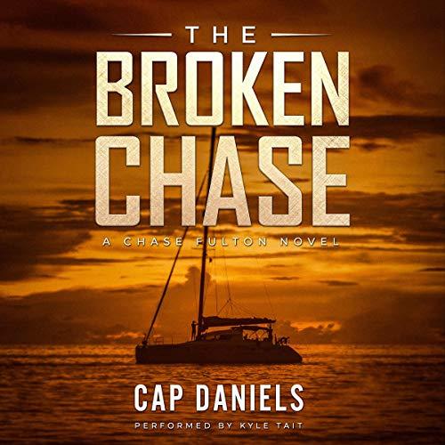 The Broken Chase audiobook cover art