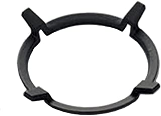 Universal Non Slip Black Cast Iron Stove Trivets for Kitchen Wok Support Ring Cooktop Range Pan Holder Stand Stove Rack Mi...