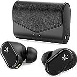 AXLOIE Auriculares Inalambricos In-Ear Bluetooth 5.2 Cascos Intraurales con 4 Micrófonos Cancelación de Ruido, Carga Rápida USB-C, 40H de Autonomía, Control Táctil, Modo Mono/Estéreo