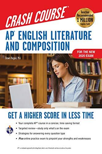 AP® English Literature & Composition Crash Course, Book + Online : Get a...