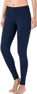 Pantalones Yoga Forro Polar Mujer Pilates Mallas Deportivas Leggings Largos Bolsillo Elástico Transpirable Training Running Fitness