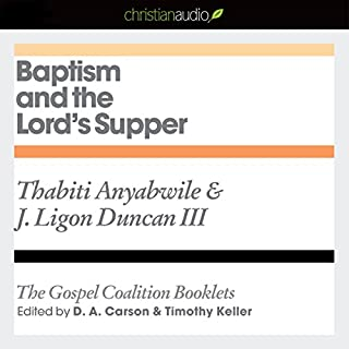 Baptism and the Lord's Supper cover art