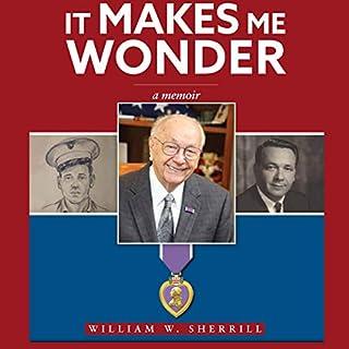 It Makes Me Wonder: A Memoir audiobook cover art