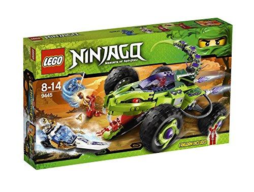 Lego Ninjago 9445 Schlangen-Quad