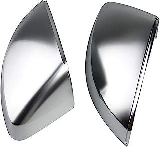 NO LOGO Durable D/élicat Wing Mirror Caps for VW EOS for Sharan 2003-2010 2006-2008 for Jetta MK5 couvercles lat/éraux Porte RETROVISEUR Side Wing Mirror Caches