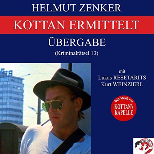 Übergabe (Kottan ermittelt - Kriminalrätsel 13) Titelbild