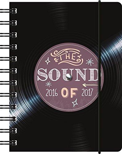 Brunnen Schülerkalender 2016/17 Spiralkalender A6 Kalender 1T/1S Vinyl