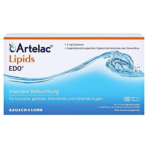 ARTELAC Lipids EDO Augengel 60X0.6 g