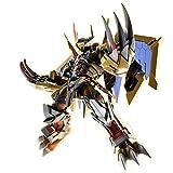フィギュアライズスタンダード デジモンアドベンチャー ウォーグレイモン(AMPLIFIED) 色分け済みプラモデル