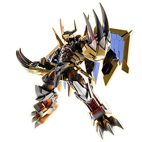 BANDAI Spirits Digimon Wargreymon Amplified Figure-Rise Model Kit
