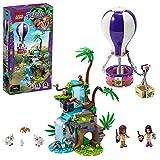LEGO Friends SalvataggiosullaMongolfieradellaTigre, Playset con Mini-doll Andrea,Emmae le Figure degli Animali, 41423