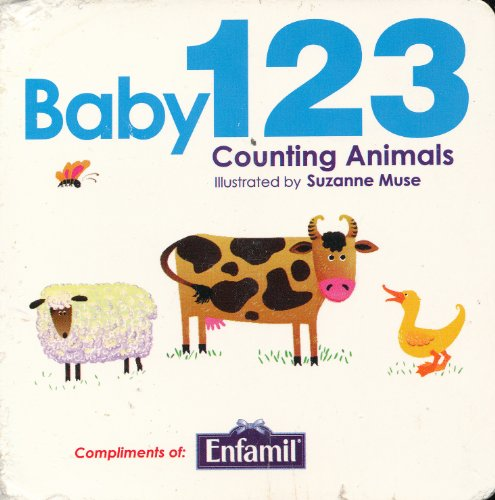 "Baby 123 Counting Animals (Compliments of Enfamil and Toys ""R"" Us)"