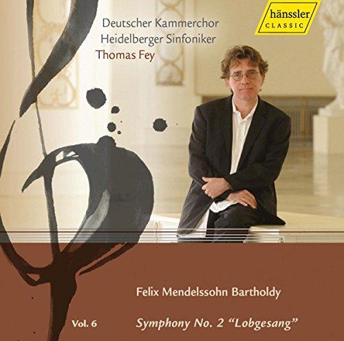 Felix Mendelssohn Bartholdy: Sinfonie 2 Lobgesang