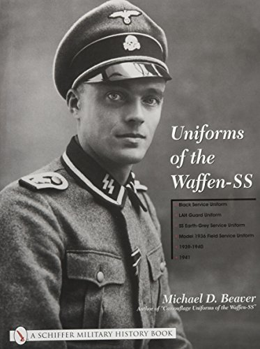 UNIFORMS OF THE WAFFEN-SS (Schiffer Military History)