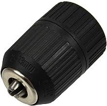 Geko G00510 - Portabrocas para taladro 2-13 1/2 sin llave, color negro