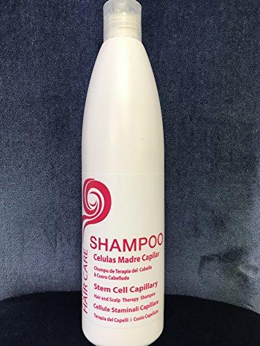 STEM CELL HAIR SHAMPOO SULFATE FREE/CELULA MADRE CAPILAR SHAMPOO 33.OZ