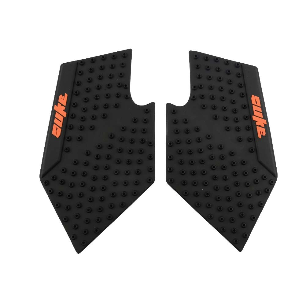 For KTM DUKE 690 2012-2019 Motorcycle Tank Pad Gas Anti slip Stickers Adhesive Rubber Traction Side Fuel Gas Grip Decal Protector