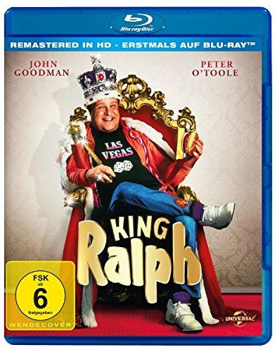 King Ralph [Blu-ray]