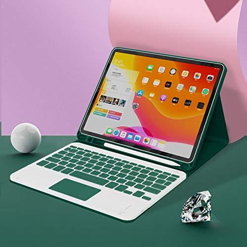 MUY Fashion Keyboard For iPad Air 4 iPad 8th Generation Bluetooth Fashion Keyboard Case iPad Gaming Fashion Keyboard Case Wireless Case For iPad Pro 11
