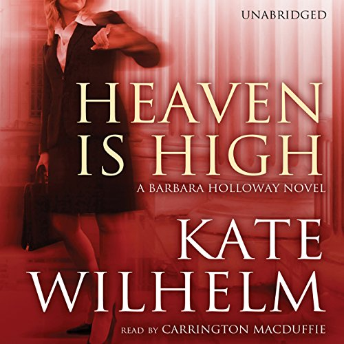 Heaven Is High audiobook cover art