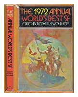 Annual World's Best Science Fiction 1972 0879970057 Book Cover