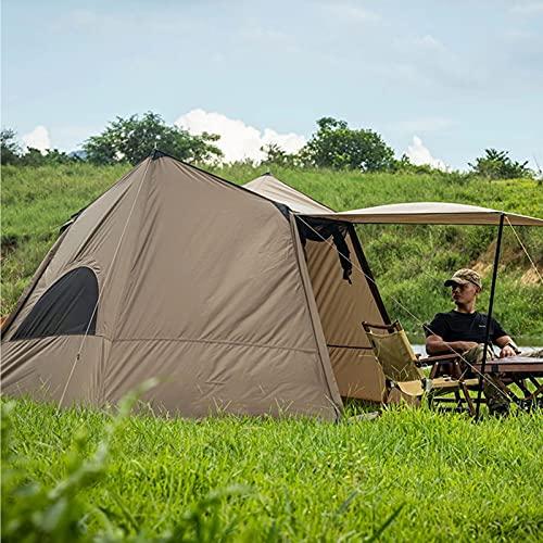 Zelt 2-3 Personen Camping Zelt, 1 Doors Wasserdicht & Winddicht 3-4 Saison Ultraleichte Rucksack Zelt Für Trekking, Camping, Outdoor.