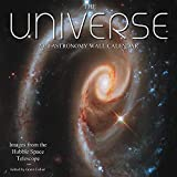 """The Universe 2020 Astronomy Wall Calendar: Images from NASA s Hubble Space Telescope (12"""" x 12"""")"""