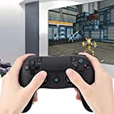Compatible PC Low Voltage Display Function Bluetooth Controller Game Handle for PS4 PS3 Host