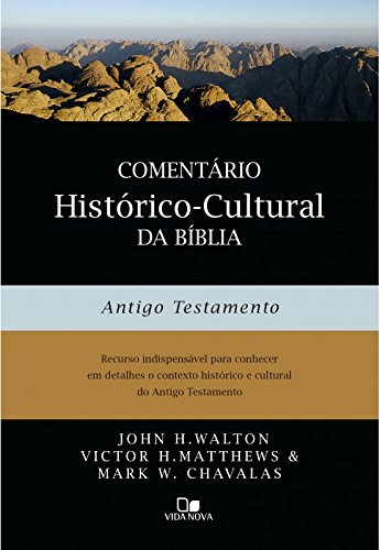 Comentário histórico-cultural da Bíblia: Antigo Testamento