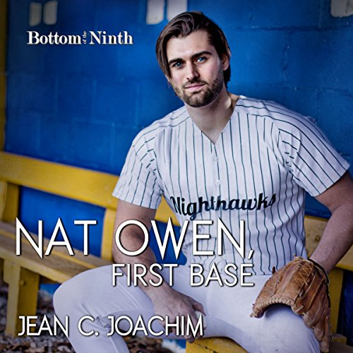 Nat Owen, First Base audiobook cover art