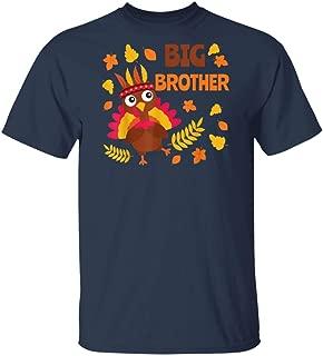 LeetGroupAU Big Brother Thanksgiving for Boys T-Shirt