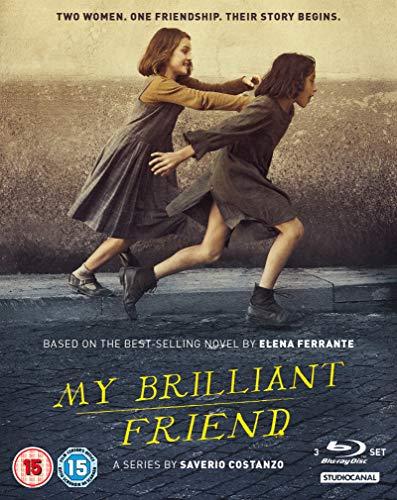 My Brilliant Friend (3 Blu-Ray) [Edizione: Regno Unito]