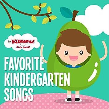 Favorite Kindergarten Songs