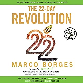 The 22-Day Revolution cover art