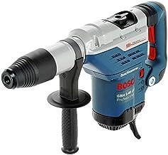 Bosch Professional GBH 5-40 DCE - Martillo perforador (8,8 J, Ø máx. hormigón 40 mm, portabrocas SDS max, en maletín)
