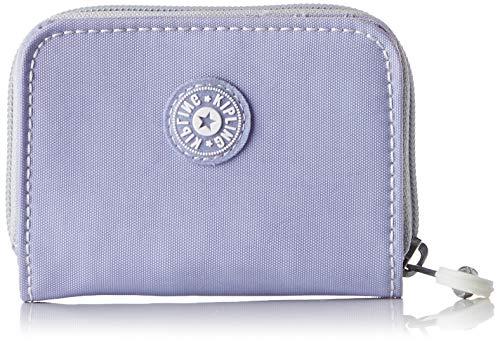 Kipling Damen Tops Geldbörse, Violett (Active Lilac Bl), 7.5x10x2.5 cm