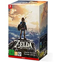 The Legend of Zelda : Breath of the Wild - Limited Edition